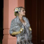 Bride of the Year 2014 - Art Deco Napier photo shoot